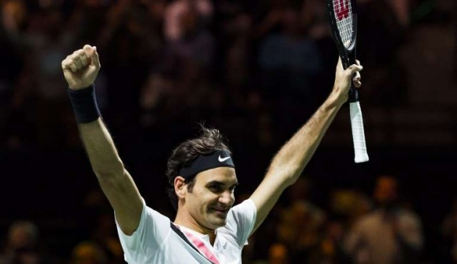 Federer, nuevo número uno mundial, ganó el torneo de Róterdam