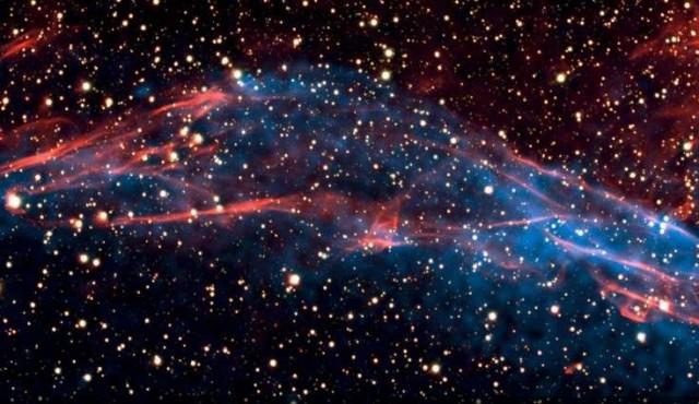 Astrónomos descubren una explosión cósmica de hace 10.500 millones de años