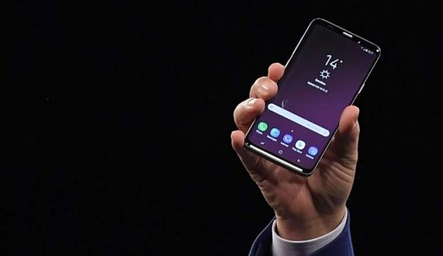 Samsung presentó su Galaxy S9