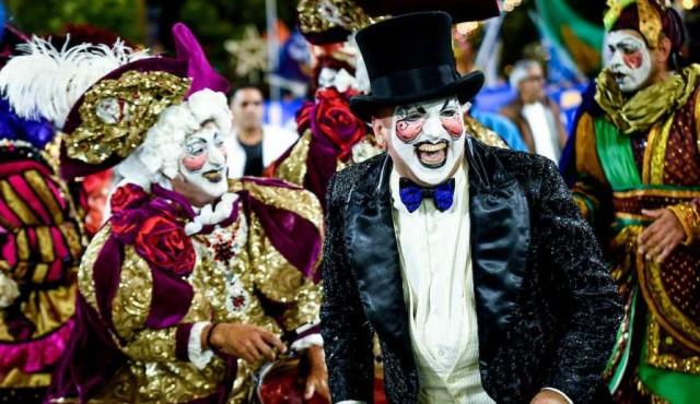 Los ganadores del Carnaval 2018