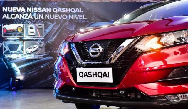 Nissan Qashqai se renueva con tecnología y diseño automotriz de vanguardia