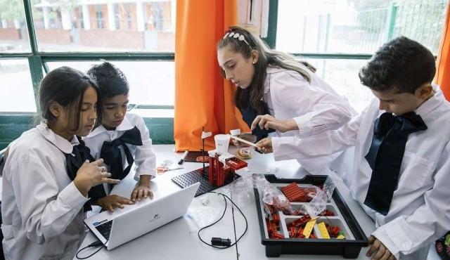 Pensamiento computacional: de alumnos consumidores a estudiantes creadores