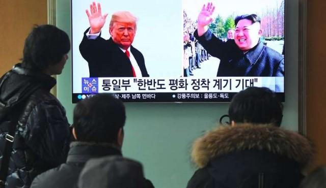 Trump acepta sorpresivamente invitación para reunirse con Kim Jong-Un