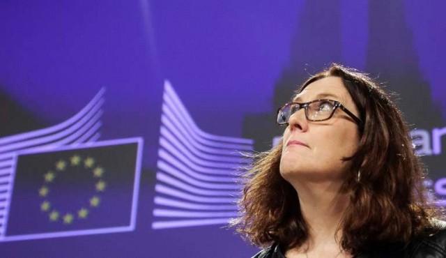 """La Unión Europea """"no tiene miedo"""" de los """"matones"""" proteccionistas"""