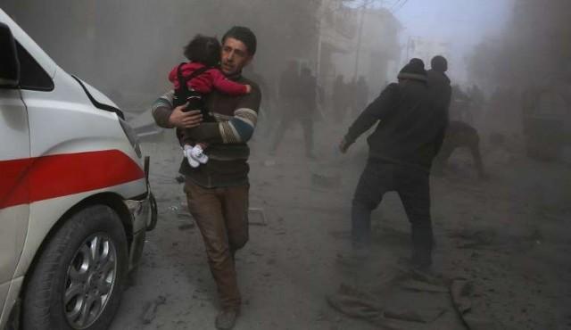 Cada vez más niños mueren en la guerra en Siria, según UNICEF