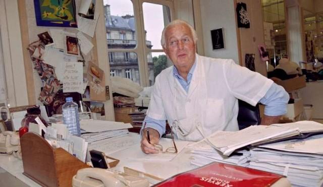 Muere Hubert de Givenchy, símbolo de la elegancia a la francesa