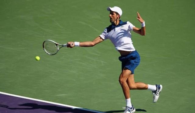 Djokovic, eliminado en Masters 1000 de Miami ante el francés Paire