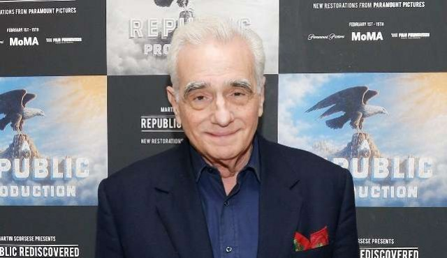 Martin Scorsese será homenajeado en Cannes