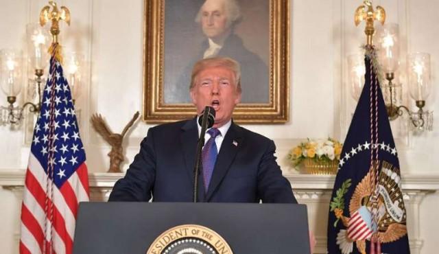 Trump anuncia ataques a Siria en coordinación con Francia y el Reino Unido
