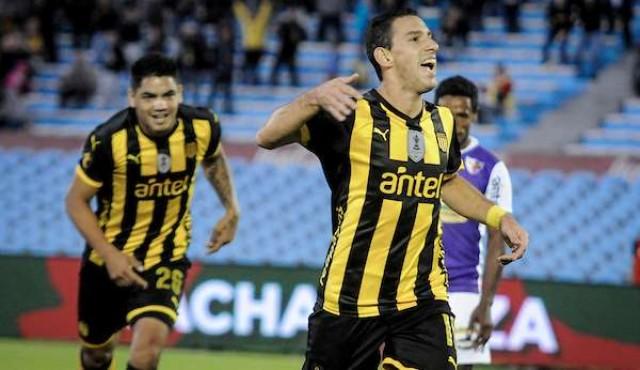 Maxi disfruta de Peñarol, Peñarol disfruta de Maxi