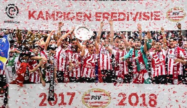 Con gol de Pereiro, PSV ganó el clásico y el título
