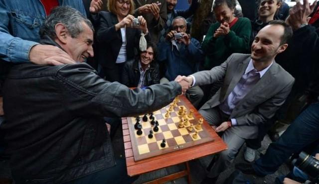 Tras 40 años se terminó el ajedrez en 18 y Convención