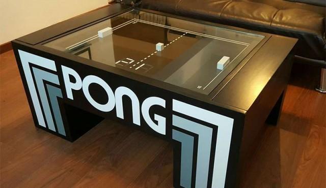 Atari Pong Table, el proyecto uruguayo que revive un clásico y se venderá en todo el mundo