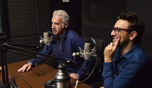 Brancciari, Peluffo y la lucha por la música que escuchan sus hijos