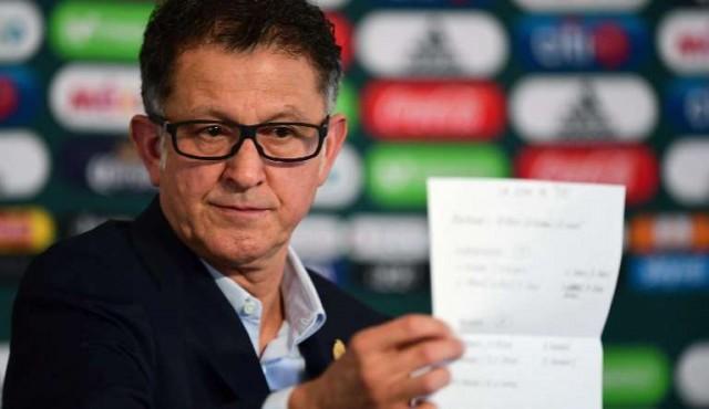 Con Márquez liderando, México presentó lista preliminar hacia Rusia 2018