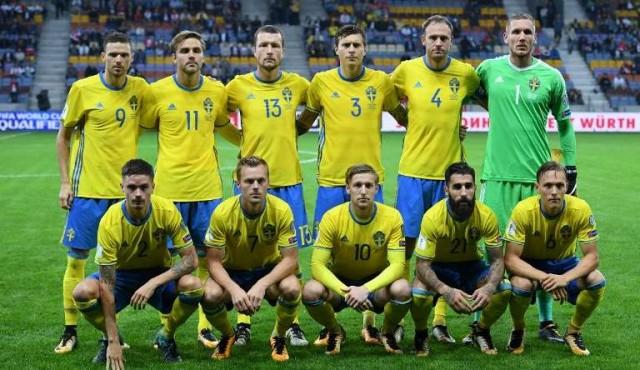 Esta es la lista para el Mundial de Suecia