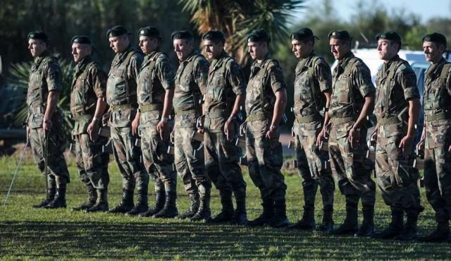 Tres de cada cuatro uruguayos apoyan que los militares colabren en la seguridad pública