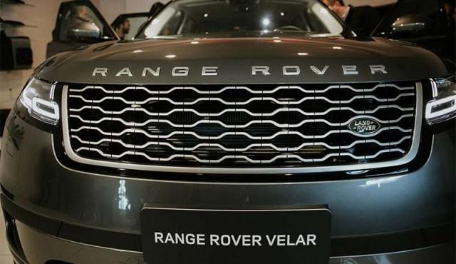 Llegó a Uruguay el Range Rover Velar, un modelo campeón del mundo en diseño