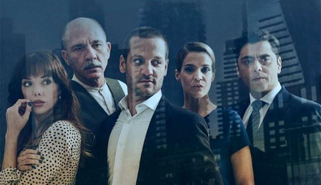 """La nueva serie de Pol-Ka """"El Lobista"""" está disponible completa en exclusiva por Cablevisión Flow"""