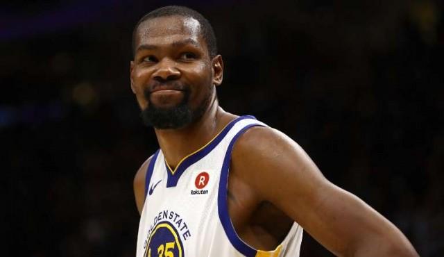 Durant dejó a los Warriors a un paso de su tercera corona