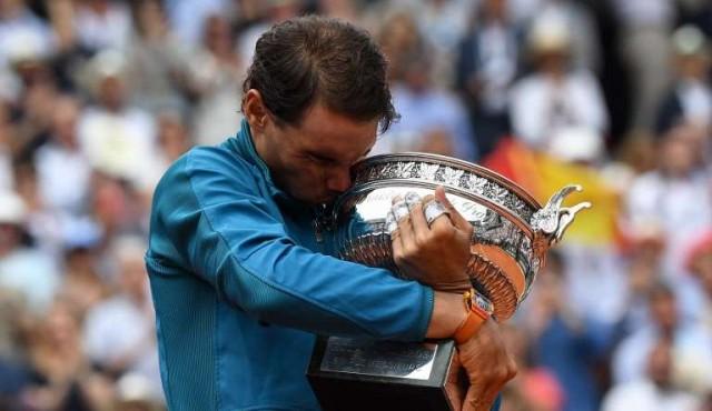 Nadal consiguió su undécimo título de Roland Garros