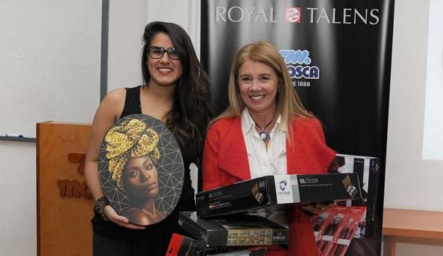 Talentos Reales con Royal Talens