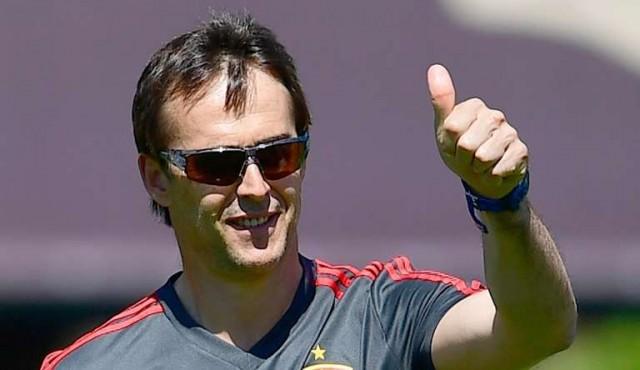 Lopetegui asumirá como DT del Real Madrid luego del Mundial