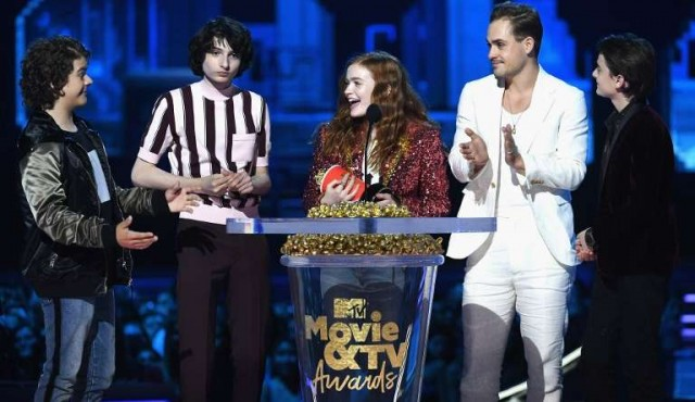 """Black Panther"" y ""Stranger Things"" arrasan en los MTV Movie and TV Awards"