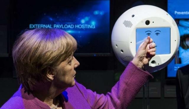 """Un """"cerebro volador"""" fue lanzado hacia a la Estación Espacial Internacional"""