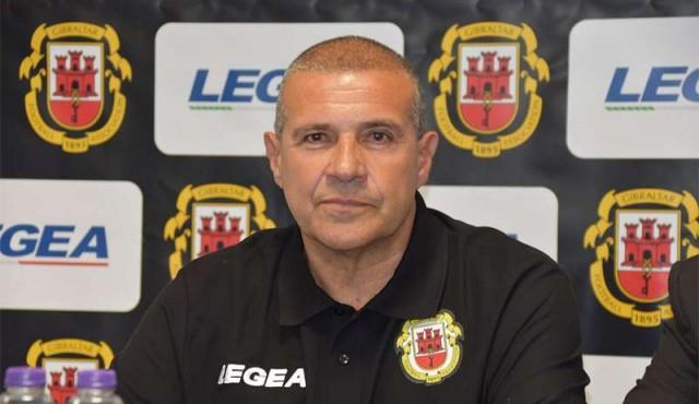 Julio Ribas es el nuevo entrenador de la selección de Gibraltar