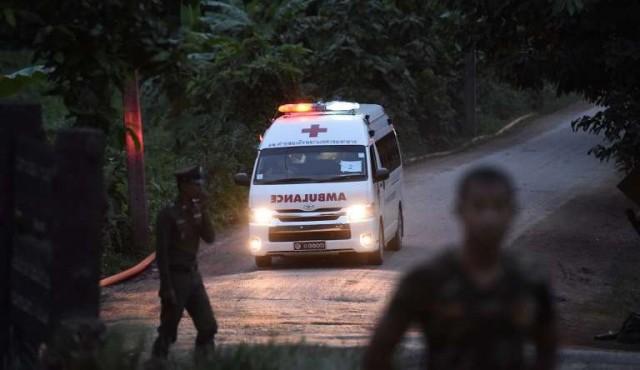 Número de niños rescatados llega a ocho en Tailandia