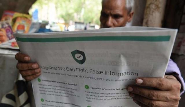 Consejos de Whatsapp en India para evitar linchamientos por rumores falsos