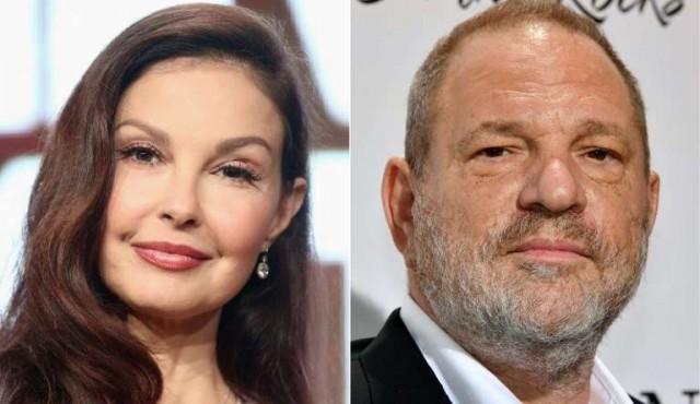 """Weinstein habla de """"pacto"""" sexual con Ashley Judd en su defensa ante la corte"""