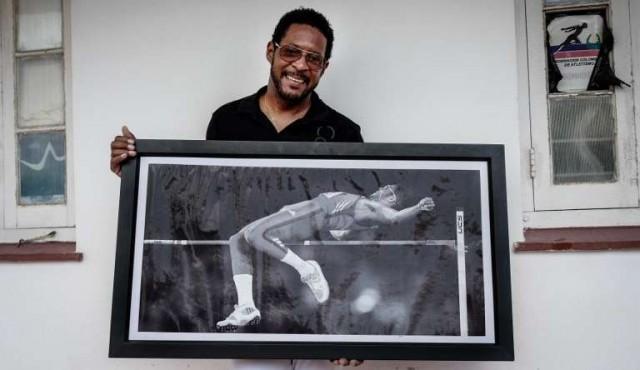 Hace 25 años un cubano saltó como nadie lo ha vuelto a hacer