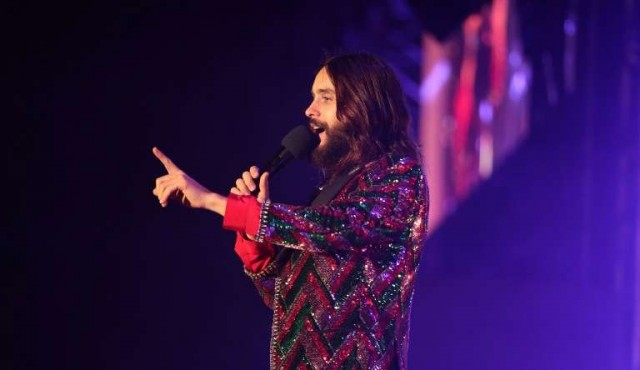 La banda de Jared Leto, Thirty Seconds To Mars, tocará en Landia en octubre