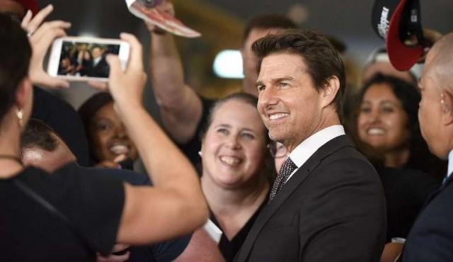 ¿Mejor con los años? Tom Cruise encabeza la taquilla norteamericana