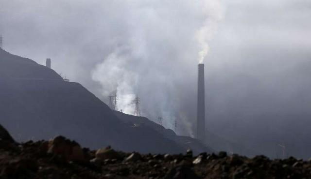 Los gases de efecto invernadero alcanzan un nivel récord en 2017