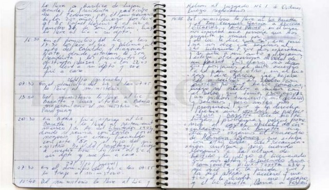 """El periodista que investigó """"los cuadernos"""" contó las claves de la trama de décadas de corrupción en Argentina"""