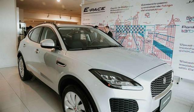 Llegó a Uruguay el Jaguar E-Pace, un SUV compacto y con estilo deportivo, pero con las más altas prestaciones