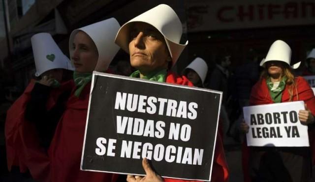 Argentina se define sobre la legalización del aborto