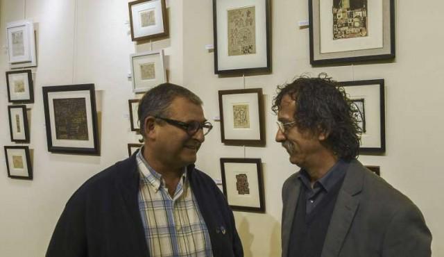Obras desconocidas de Gurvich empiezan viaje en Uruguay