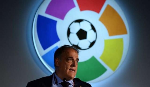 La Liga española jugará partidos fuera de Europa