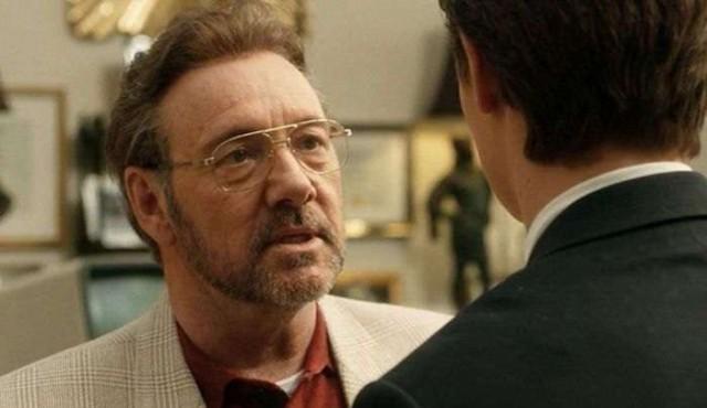 Última película de Kevin Spacey debutó con mísera taquilla de 618 dólares