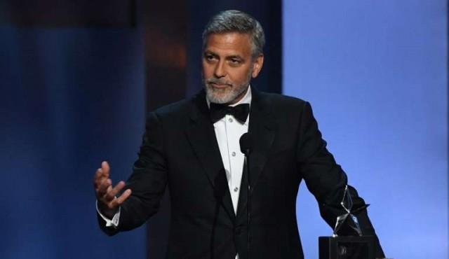 George Clooney es el actor mejor pagado de 2018 gracias al tequila