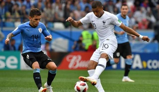 Uruguay visitará al campeón del mundo en noviembre