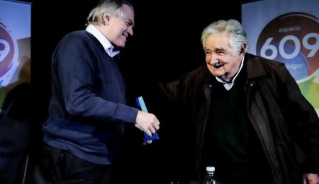 """Juan Raúl Ferreira reivindica """"progresismo"""" de Wilson al """"cobijarse"""" con Mujica"""
