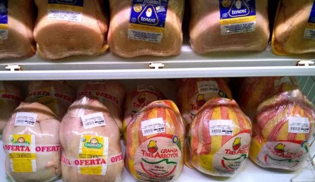 Gobierno exonera de IVA al pollo
