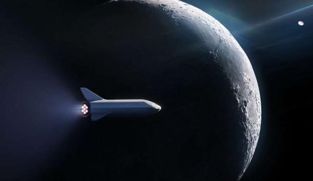 SpaceX eligió a su primer turista lunar