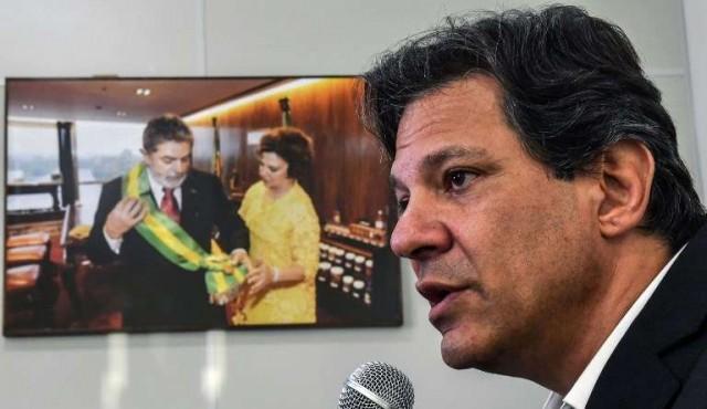 """Haddad confía en seducir a los fieles de Lula tras el """"trauma"""" de su inhabilitación"""