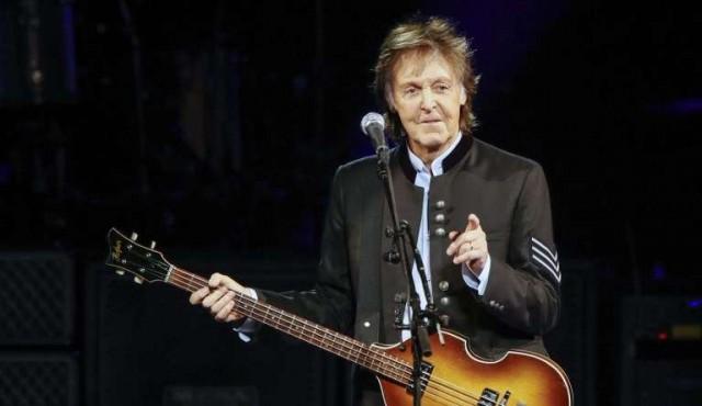 Paul McCartney vuelve a la cima de ventas en EEUU tras casi 40 años
